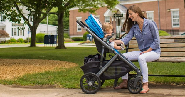 New 2015 UPPAbaby range arrives in UK